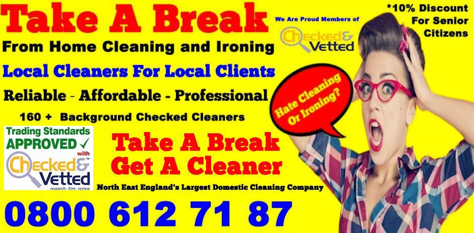 Take a Break Professional Domestic Cleaning