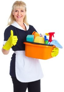 Over 160 database house cleaners covering North East England